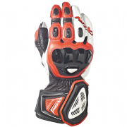 Ixon RS PRO HP Gloves Black/White/Red
